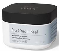 Kinetics Pro Cream Peel, 500 мл. - Крем-пилинг для ног с вулканическим порошком Кинетикс