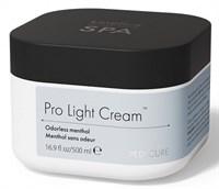 KSPLC16 Kinetics Pro Light Cream, 500 мл. - охлаждающий крем для ног с ментолом Кинетикс