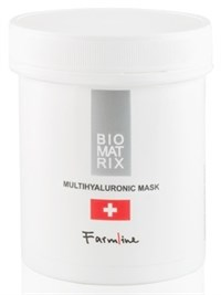 BioMatrix FarmLine Multihyaluronic Mask, 250 мл. - Мульти-гиалуроновая маска