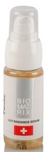 BioMatrix FarmLine Lily Radiance Serum, 30мл.- Сыворотка с лилией против пигментных пятен