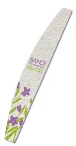 Bandi File 100/100 - Пилка для искусственных ногтей 100/100 грит