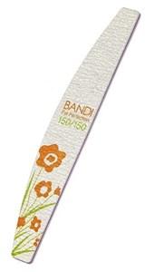 Bandi File 150/150 - Пилка для искусственных и натуральных ногтей 150/150 грит