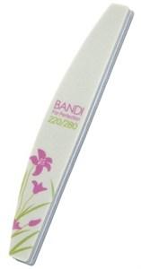 Bandi Finish Buffer 220/280 - Шлифовщик для натуральных и искусственных ногтей 220/280 грит