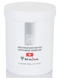 BioMatrix FarmLine Alginate Peel-off Mask, 200мл.- Альгинатная маска Анти-акне