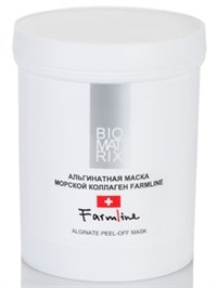BioMatrix FarmLine Alginate Peel-off Mask, 200 мл. - Альгинатная маска морской коллаген