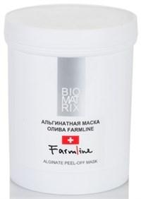 BioMatrix FarmLine Alginate Peel-off Mask, 200 мл. - Альгинатная маска Олива
