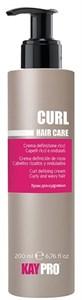 KAYPRO Curl Defining Cream, 200 мл. - Крем против сухости для вьющихся волос и волос после химической завивки