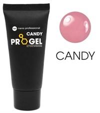 NP ProGel Candy, 30 мл. - розовый холодный полиакриловый гель ПроГель