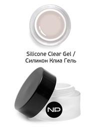 NP Silicone Clear Gel, 15 мл. - укрепляющий прозрачный гель для биоламинирования
