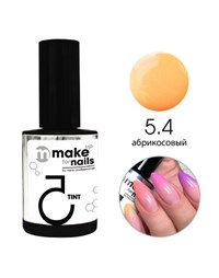 "NP Make Up for Nails TINT 5.4, 15 мл. - гель цветной системы ""Макияж ногтей"""