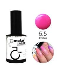 "NP Make Up for Nails TINT 5.5, 15 мл. - гель цветной системы ""Макияж ногтей"""