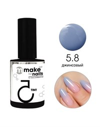 "NP Make Up for Nails TINT 5.8, 15 мл. - гель цветной системы ""Макияж ногтей"""