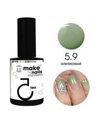 "NP Make Up for Nails TINT 5.9, 15 мл. - гель цветной системы ""Макияж ногтей"""