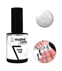 "NP Make Up for Nails Fixer Tint 7.1, 15 мл. - гель закрепляющий системы ""Макияж ногтей"""