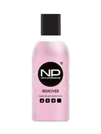 NP NANLAC Remover, 200 мл. - жидкость для снятия гелей Nano Professional