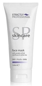 Strictly Facial Gel Mask Dry & Plus+ Skin, 100 мл. - Омолаживающая гель-маска для сухой и возрастной кожи лица