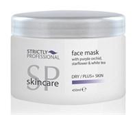 Strictly Facial Gel Mask Dry & Plus+ Skin, 450 мл. - Омолаживающая гель-маска для сухой и возрастной кожи лица