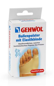 Gehwol Ballenpolster mit Elastikbinde - Защитная накладка на большой палец из гель-полимера и эластичной ткани