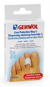 гелевые защитные кольца для пальцев ног