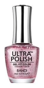 BANDI Ultra Polish UP116G Metallic Pink