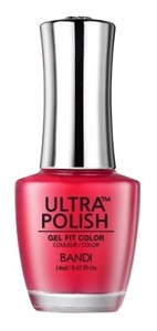 BANDI Ultra Polish UP510 Candy Red