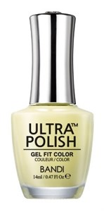 BANDI Ultra Polish UP601 Lemon Cream