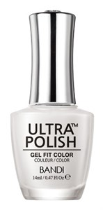 BANDI Ultra Polish UP805 Macaron White