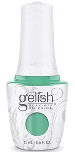 "Harmony Gelish Gel Polish A Mint Of Spring, 15 мл. - гель лак Гелиш ""Весенняя мята"""