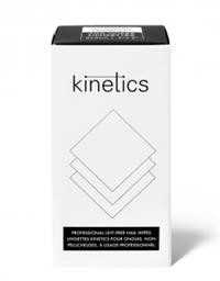 Kinetics Nail Wipes, 200 шт. - безворсовые салфетки Кинетикс