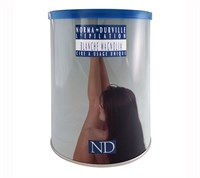 Norma de Durville Blanche Magnolia Wax, 800 гр. - перламутровый воск для эпиляции с магнолией, в банке