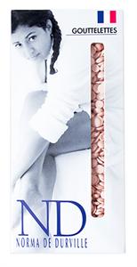 Norma de Durville Pink Recyclable Wax, 800 гр. - горячий плёночный воск в гранулах для эпиляции, розовый