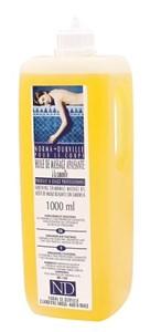 Norma de Durville Massage Oil Soothing with Chamomile, 1000 мл. - успокаивающее масло для кожи с экстрактом ромашки