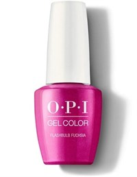 "GCB31 OPI GelColor ProHealth Flashbulb Fuchsia, 15мл. - гель лак OPI ""Вспышка фуксии"""