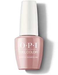 "GCE41OPI GelColor ProHealth Barefoot in Barcelona, 15мл. - гель лак OPI ""Босиком по Барселоне"""