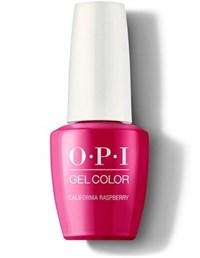 "GCL54 OPI GelColor ProHealth California Raspberry, 15мл. - гель лак OPI ""Калифорнийская Малина"""