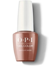 "GCL89 OPI GelColor ProHealth Chocolate Moose, 15мл. - гель лак OPI ""Шоколадный лось"""