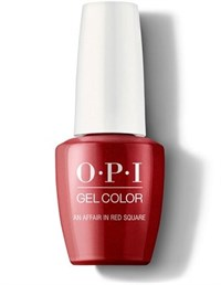 """GCR53 OPI GelColor ProHealth An Affair In Red Square, 15мл. - гель лак OPI """"Дело на Красной площади"""""""