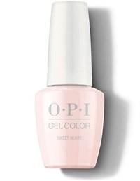 "GCS96 OPI GelColor ProHealth Sweet Heart, 15мл. - гель лак OPI ""Сладкое сердце"""