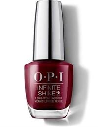 "ISLL87 OPI Infinite Shine Malaga Wine, 15 мл. - лак для ногтей ""Вино из Малаги"""