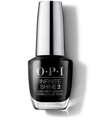 "ISLT02 OPI Infinite Shine Lady In Black, 15 мл. - лак для ногтей ""Леди в чёрном"""