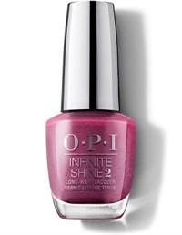"ISLV11 OPI Infinite Shine A-Rose At Dawn…Broke By Noon, 15 мл. - лак для ногтей ""Сорванная роза"""