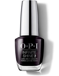 "ISLW42 OPI Infinite Shine Lincoln Park After Dark, 15 мл. - лак для ногтей ""Линкольн парк в темноте"""
