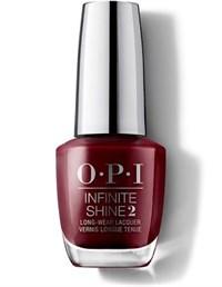 "ISLW52 OPI Infinite Shine Got The Blues for Red, 15 мл. - лак для ногтей ""Блюз для красного"""