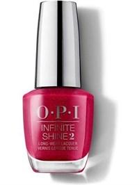 "ISLA18 OPI Infinite Shine Peru B-Ruby, 15 мл. - лак для ногтей ""Рубин из Перу"""