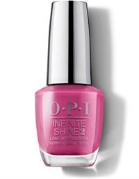 "ISLL19 OPI Infinite Shine No Turning Back From Pink Street, 15 мл. - лак для ногтей ""С Розовой улицы не вернуться"""