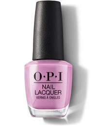"NLP31 OPI Suzi Will Quechua Later!, 15 мл. - лак для ногтей OPI ""Сюзи будет позже"""