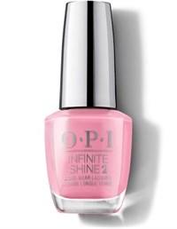 "ISLP30 OPI Infinite Shine Lima Tell You About This Color!, 15 мл. - лак для ногтей ""Лима расскажет Вам о цвете"""