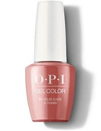 "GCP38 OPI GelColor ProHealth My Solar Clock is Ticking, 15 мл. - гель лак OPI ""Мои солнечные часы тикают"""