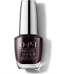 "HRK27 OPI Infinite Shine Black to Reality, 15 мл. - лак для ногтей ""Чёрный к реальности"""