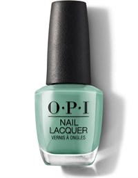 "NLT87 OPI I'm On a Sushi Roll, 15 мл. - лак для ногтей OPI ""Я на суши-ролле"""